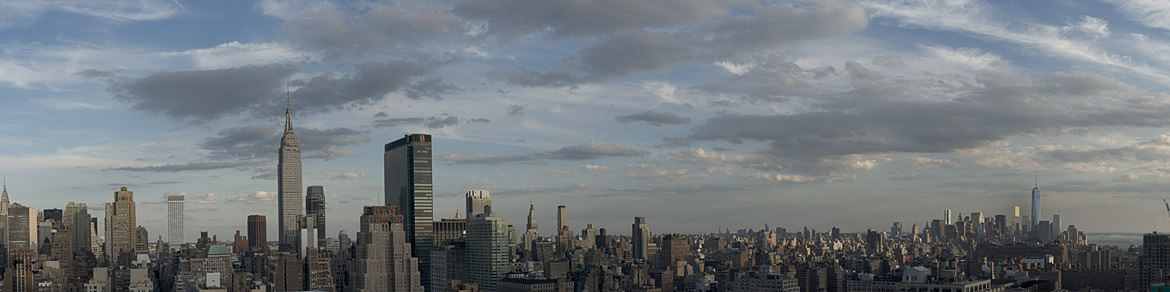 Photograph of Manhattan Skyline 9