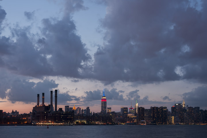 Manhattan from Williamsburg 2