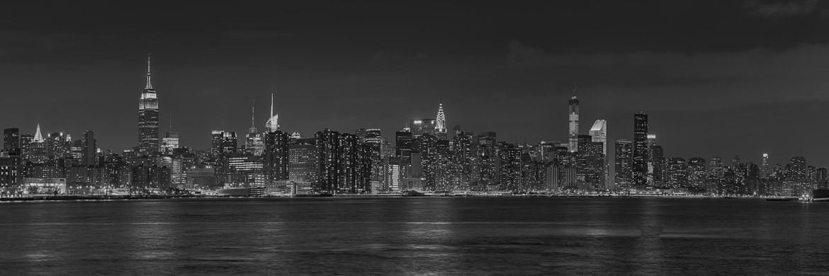 Photograph of Manhattan from Williamsburg 8