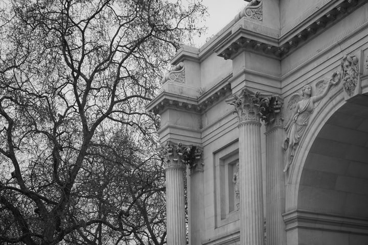 Photograph of Marble Arch 1