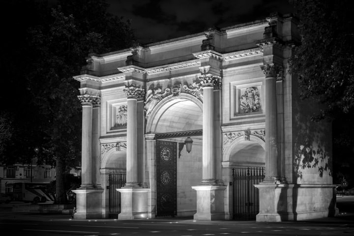 Photograph of Marble Arch Night 1