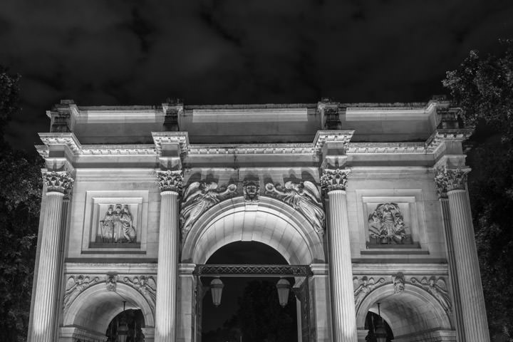 Photograph of Marble Arch Night 3.