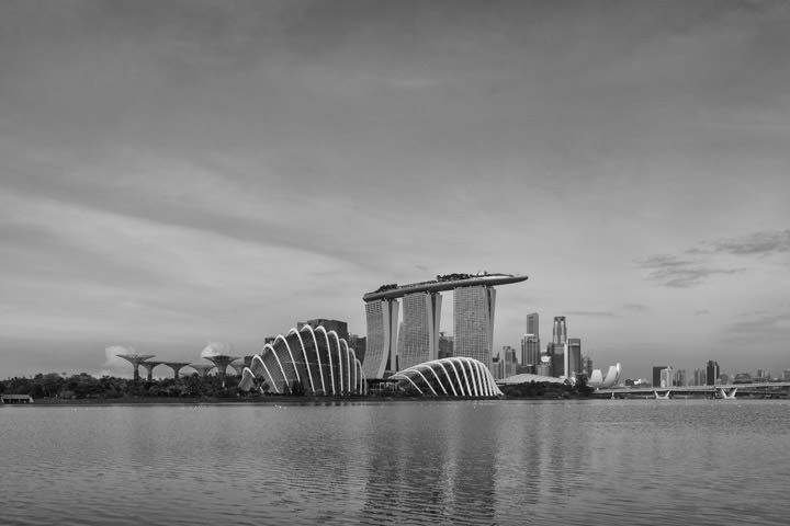 Photograph of Marina Bay Singapore 5
