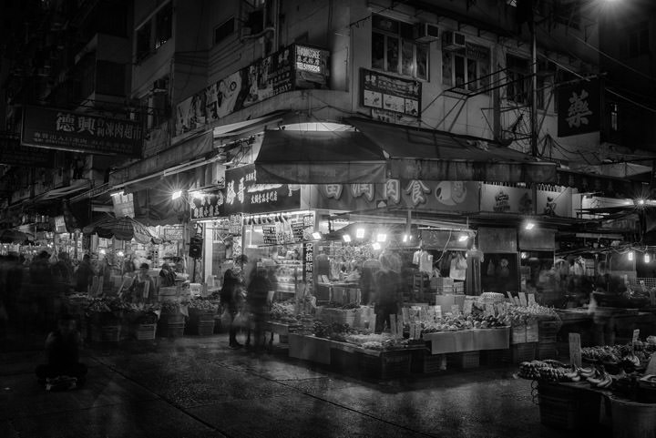 Photograph of Market Mong Kok 1