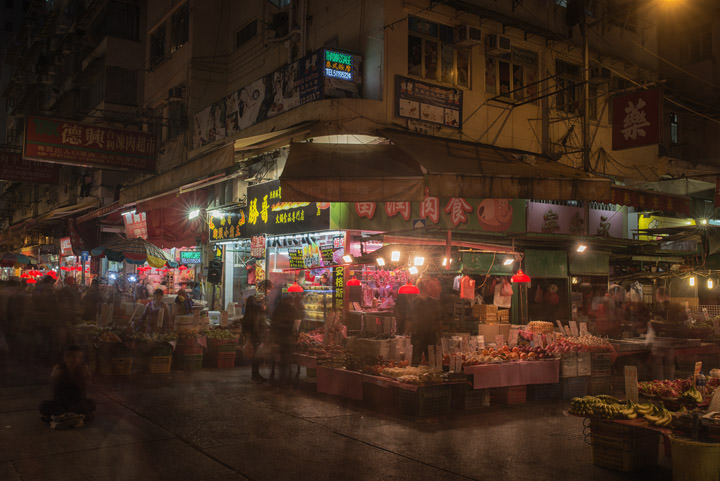 Photograph of Market Mong Kok 2