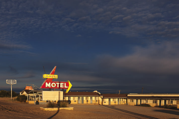 Photograph of Mesa Motel - Route 66