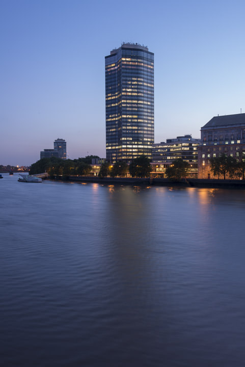 Photograph of Millbank Tower 3