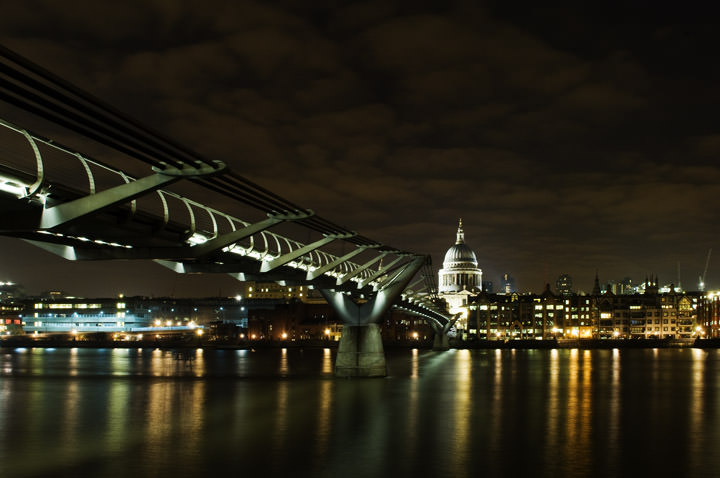 Photograph of Millennium Bridge 2