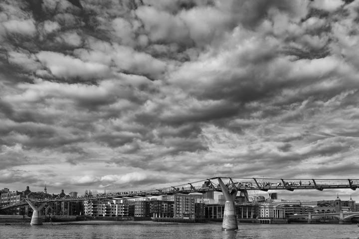 Photograph of Millennium Bridge 6