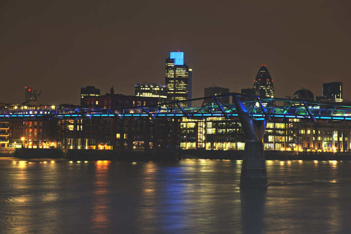 Photograph of Millennium Bridge 7