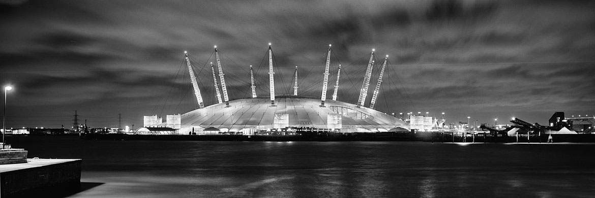 Photograph of Millennium Dome 1
