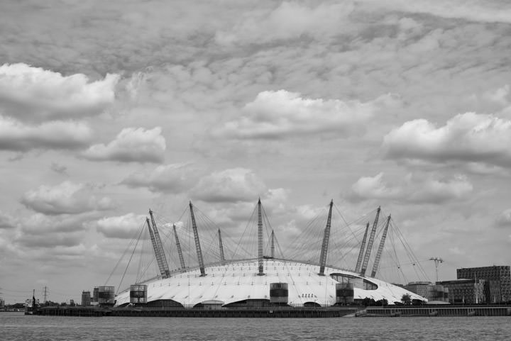 Photograph of Millennium Dome 13