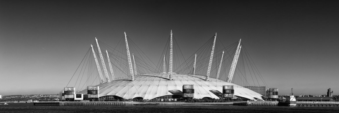Photograph of Millennium-Dome-19