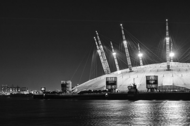 Photograph of Millennium-Dome-23