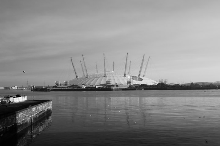 Photograph of Millennium Dome 3