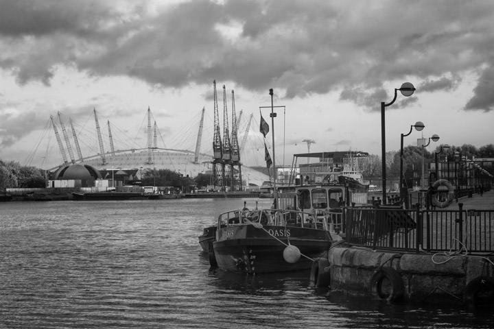 Photograph of Millennium  Dome  36