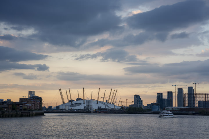 Photograph of Millennium Dome 45