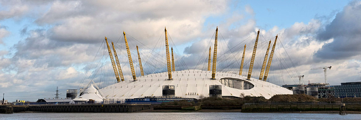 Photograph of Millennium Dome 6