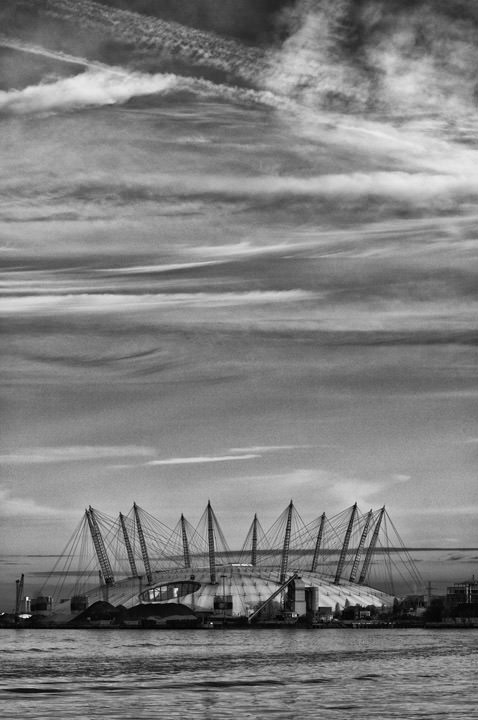 Photograph of Millennium Dome 9