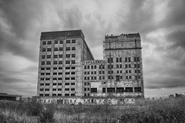 Photograph of Millennium Mills