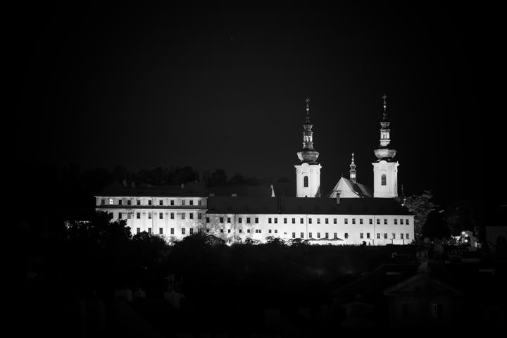 Photograph of Monestary Prague 1