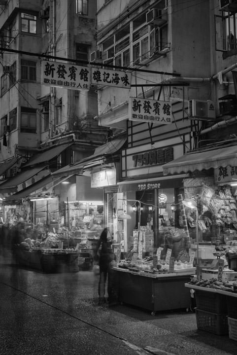 Photograph of Mong Kok 1