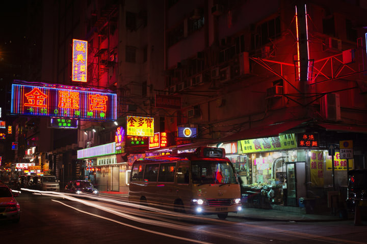 Photograph of Mong Kok 3