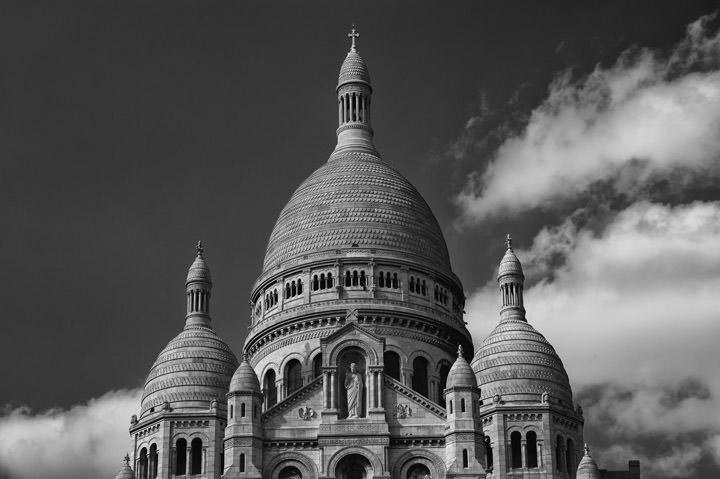 Photograph of Montmartre 1
