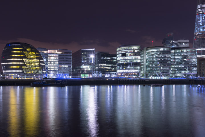 Photograph of More London Cityscape 1