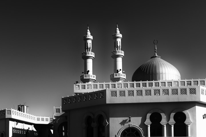 Photograph of Mosque - Dubai 2