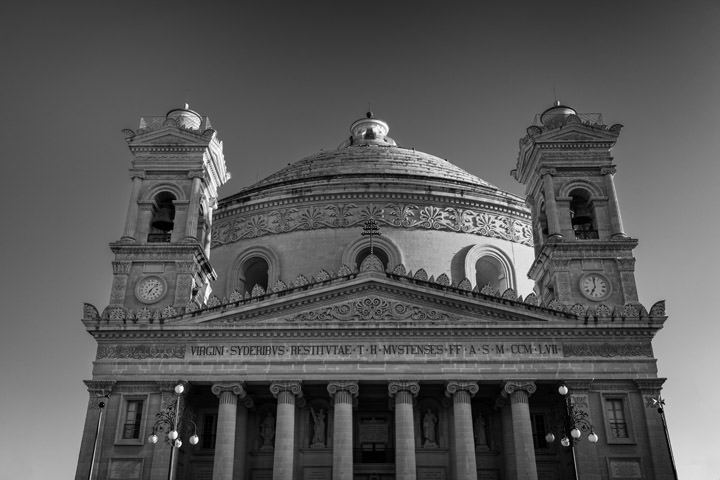 Photograph of Mosta Rotunda 1