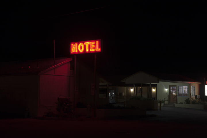Photograph of Motel