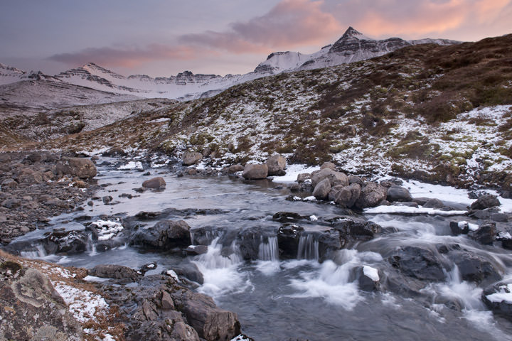 Photograph of Mountain Stream