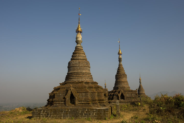 Photograph of Mrauk U 1