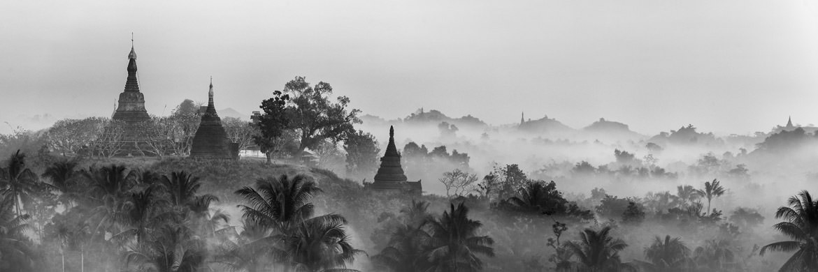 Photograph of Mrauk U_Panorama 4