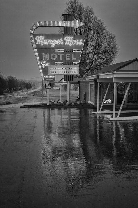 Photograph of Munger Moss Motel 3
