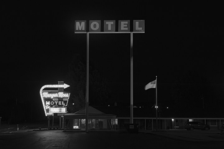 Photograph of Munger Moss Motel - Route 66