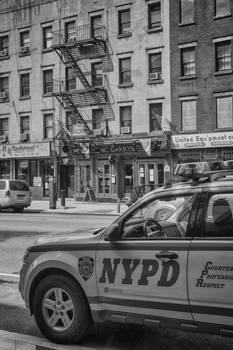 Photograph of NYPD 1