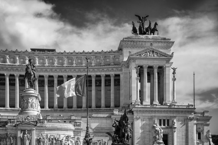 Photograph of National Monument Rome 2