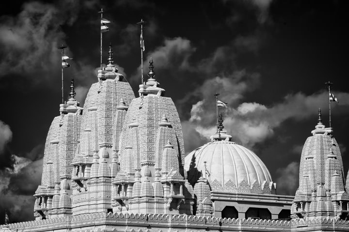 Photograph of Neasden Temple 1