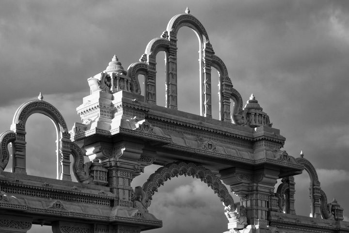 Photograph of Neasden Temple 3