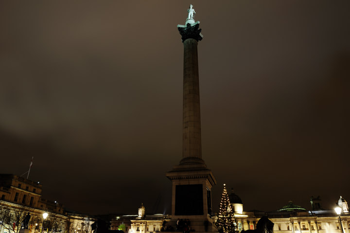 Photograph of Nelsons Column 3