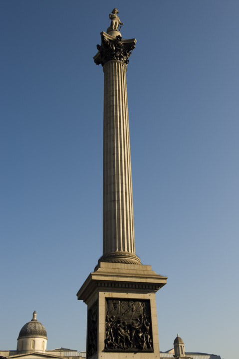 Photograph of Nelsons Column