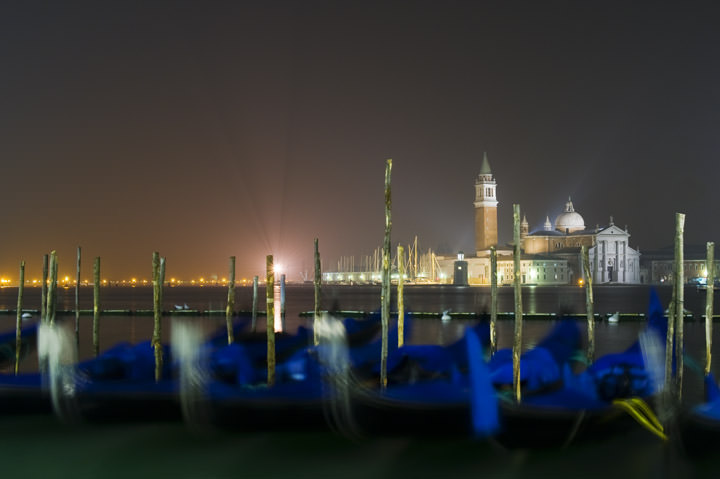 Night Time Venice - Italy