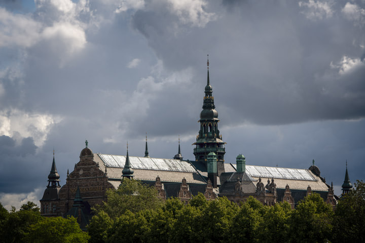 Photograph of Nordic Museum Stockholm 3