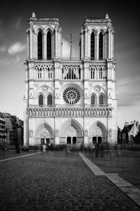 Photograph of Notre Dame 2