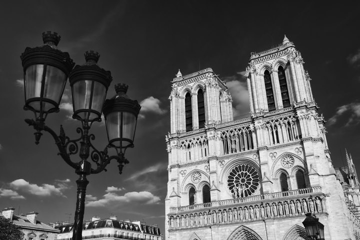 Photograph of Notre Dame 3