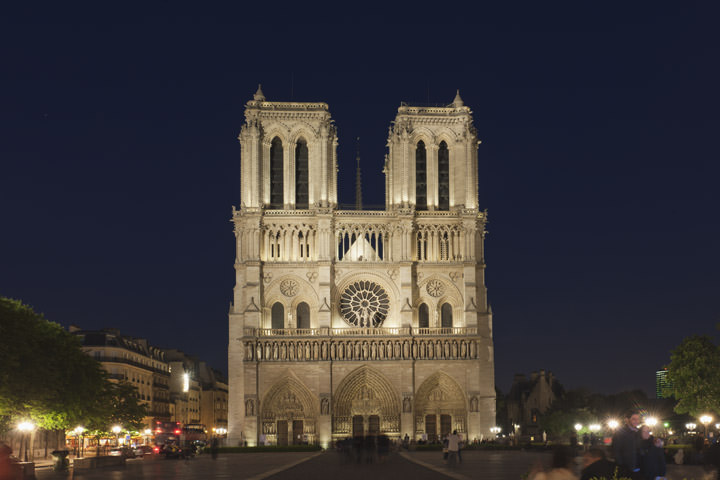 Photograph of Notre Dame 4