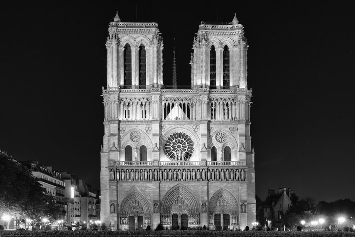 Photograph of Notre Dame 5