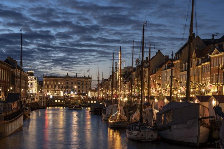 Nyhavn Copenhagen 1